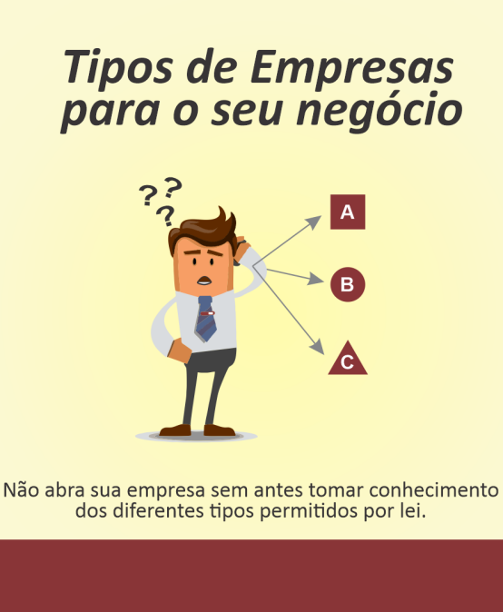 Tipos de empresas para seu negócio