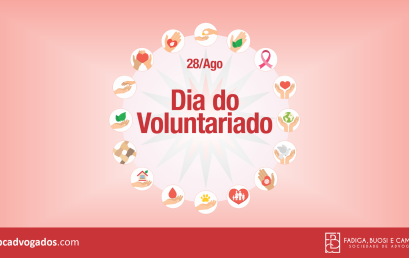 Dia Nacional do Voluntariado.