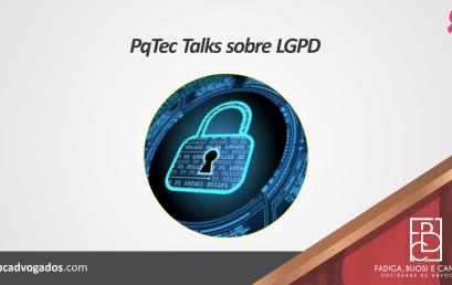 PqTec Talks sobre LGPD em parceria com a Faculdade Santo Antônio